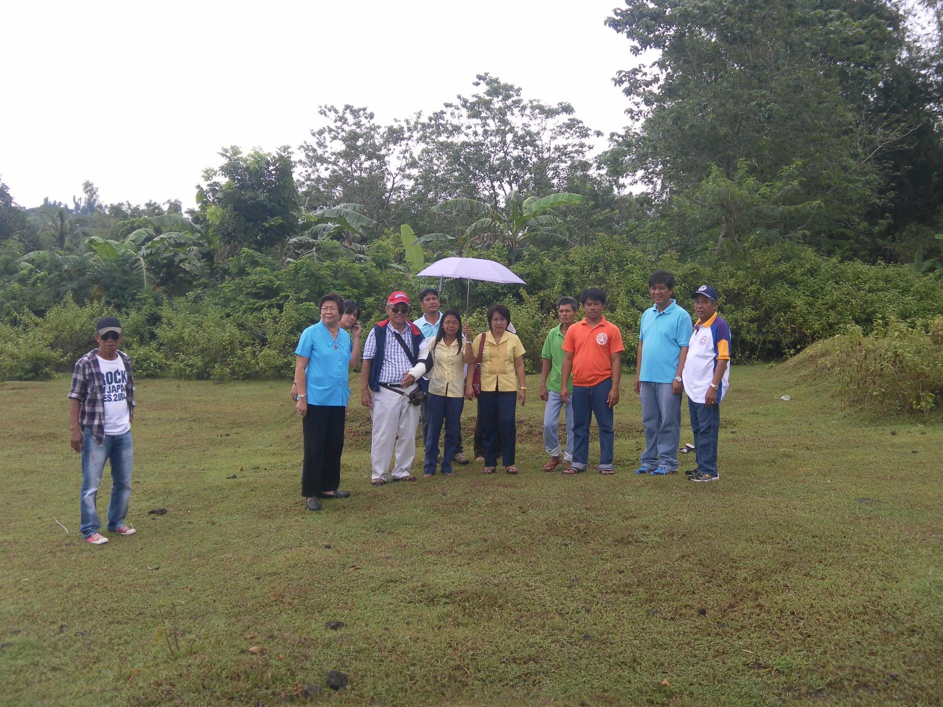 Site Inspection of Desamparados Amita Primary School Site
